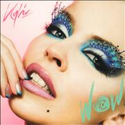 Kylie Minogue Wow France CD single