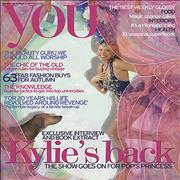 Click here for more info about 'Kylie Minogue - You Magazine'