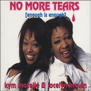 Click here for more info about 'Kym Mazelle - No More Tears [Enough Is Enough]'