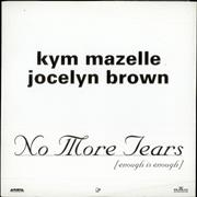 Click here for more info about 'Kym Mazelle - No More Tears [Enough Is Enough]- Double Pack'