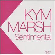 Click here for more info about 'Kym Ryder - Sentimental'