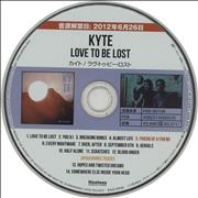 Click here for more info about 'Kyte - Love To Be Lost + Press Release'