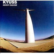 Click here for more info about 'Kyuss - Demon Cleaner'