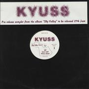 Click here for more info about 'Kyuss - Sky Valley - Album Sampler'
