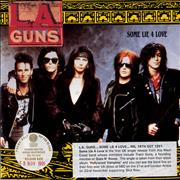 Click here for more info about 'L.A. Guns - Some Lie 4 Love'