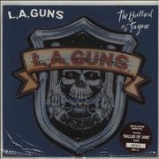 Click here for more info about 'L.A. Guns - The Ballad  Of Jayne'