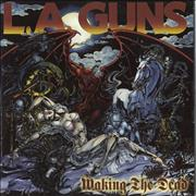 Click here for more info about 'L.A. Guns - Waking the Dead'
