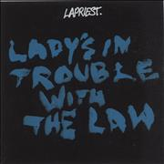 Click here for more info about 'LA Priest - Lady's In Trouble With The Law'