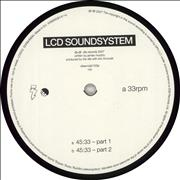 Click here for more info about 'LCD Soundsystem - 45:33'