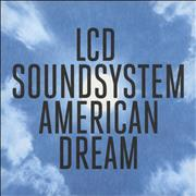 Click here for more info about 'LCD Soundsystem - American Dream'