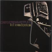 Click here for more info about 'LCD Soundsystem - Confuse The Marketplace'