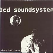 Click here for more info about 'LCD Soundsystem - Disco Infiltrator'