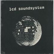 LCD Soundsystem LCD Soundsystem - Sealed UK 2-CD album set Promo