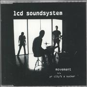 Click here for more info about 'LCD Soundsystem - Movement'
