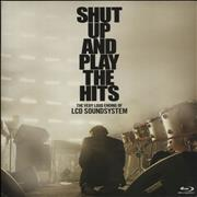 LCD Soundsystem Shut Up And Play The Hits UK Blu Ray