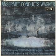 Click here for more info about 'L'Orchestre De La Suisse Romande - Ansermet Conducts Wagner - boxed'