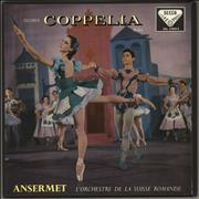 Click here for more info about 'Delibes: Coppelia (Ballet) - 1st WBg'