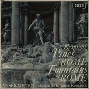 Click here for more info about 'L'Orchestre De La Suisse Romande - Fountains Of Rome - WB- DG'