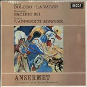 Click here for more info about 'L'Orchestre De La Suisse Romande - Ravel: Bolero & La Valse / Honegger: Pacific 231 - boxed'