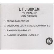 Click here for more info about 'LTJ Bukem - Sunrain'