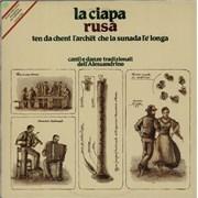 Click here for more info about 'La Ciapa Rusa - Ten Da Chent L'Archët Che La Sunada L'e' Longa'