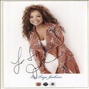 Click here for more info about 'La Toya Jackson - Autographed Photograph'