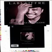 Click here for more info about 'Labi Siffre - Man Of Reason & Most People Sleep Alone'