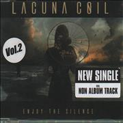 Click here for more info about 'Lacuna Coil - Enjoy The Silence'