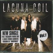 Click here for more info about 'Lacuna Coil - Our Truth'