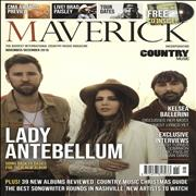 Click here for more info about 'Lady Antebellum - Maverick'