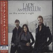 Click here for more info about 'Lady Antebellum - On This Winter's Night - Sealed + Obi'