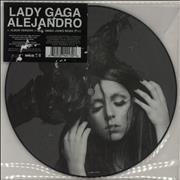 Click here for more info about 'Lady Gaga - Alejandro'