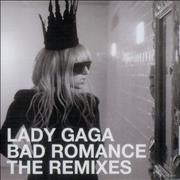 Click here for more info about 'Lady Gaga - Bad Romance - The Remixes'