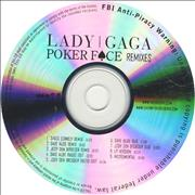 Click here for more info about 'Lady Gaga - Poker Face - Remixes'