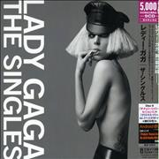 Click here for more info about 'Lady Gaga - The Singles - Sealed'