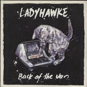 Click here for more info about 'Ladyhawke - Back Of The Van'