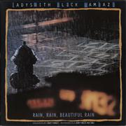 Click here for more info about 'Ladysmith Black Mambazo - Rain, Rain, Beautiful Rain'