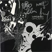Click here for more info about 'Ladytron - Ghosts - Autographed'