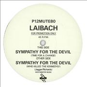 Click here for more info about 'Laibach - Sympathy For The Devil'