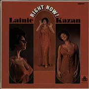 Click here for more info about 'Lainie Kazan - Right Now!'