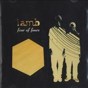 Click here for more info about 'Lamb - Fear Of Fours'