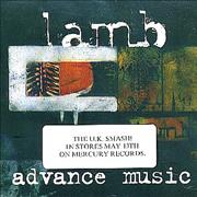 Click here for more info about 'Lamb - Lamb'
