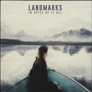 Click here for more info about 'Landmarks - In Spite Of It All - Frosted White Vinyl'