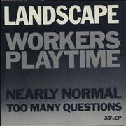Click here for more info about 'Landscape - Workers Playtime'