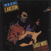 Click here for more info about 'Larry Carlton - Last Nite'