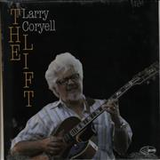 Click here for more info about 'Larry Coryell - The Lift - Sealed'