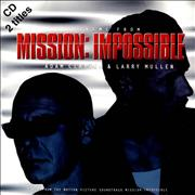 Click here for more info about 'Larry Mullen & Adam Clayton - Theme From Mission Impossible'