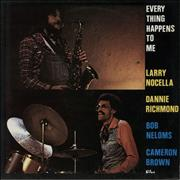 Click here for more info about 'Larry Nocella - Everything Happens To Me'