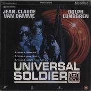 Click here for more info about 'Laserdiscs - Universal Soldier'