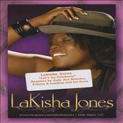 Click here for more info about 'Laskisha Jones - Let's Go Celebrate - Club Remixes'